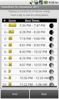 Screenshot of Time2Hunt