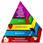 Maslow's Hierarchy of Needs icon