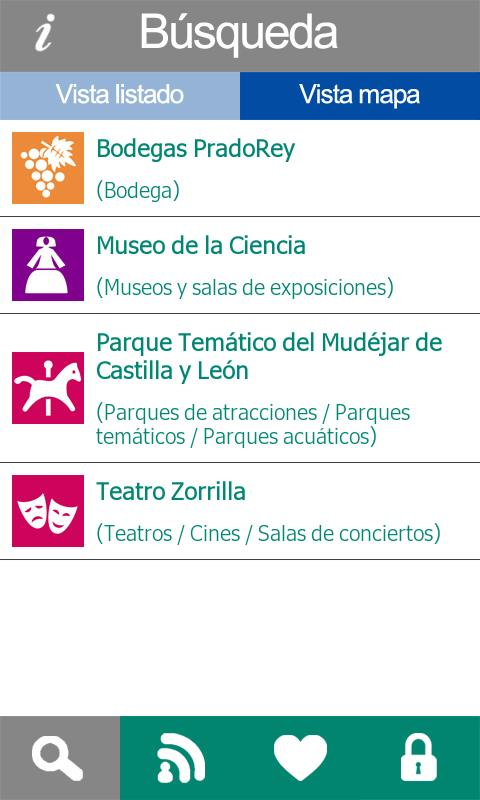Tur4All Turismo para todos - screenshot