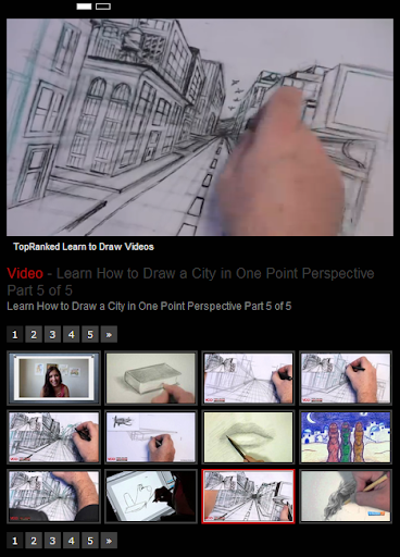 TopRanked Learn to Draw Videos