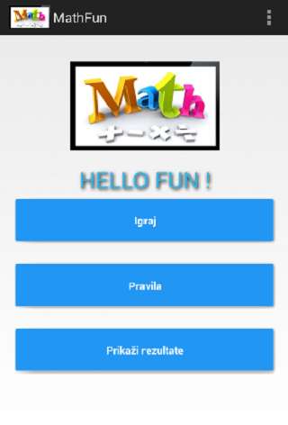 MathFun Demo