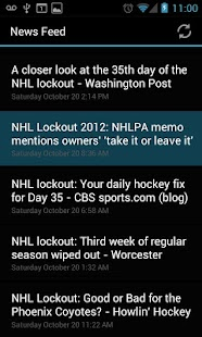 NHL Lockout - screenshot thumbnail