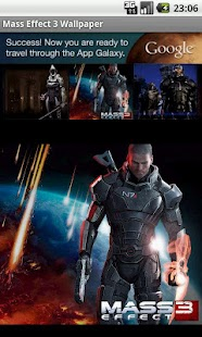 Mass Effect 3 Wallpapers - screenshot thumbnail