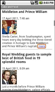 Royal Wedding GossApp screenshot 2