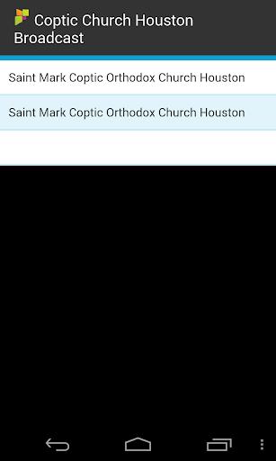 Houston Coptic Broadcast