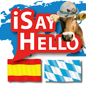 iSayHello Spanish - Bavarian