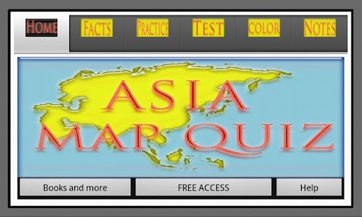 Asia Map Quiz Android Apps on Google Play – Asia Map Quiz Game