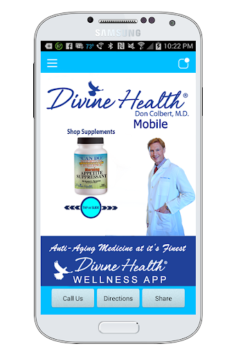 Dr. Colbert - Divine Health
