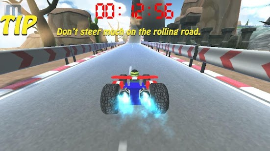 Speed Stunt Race : Sports Car- screenshot thumbnail