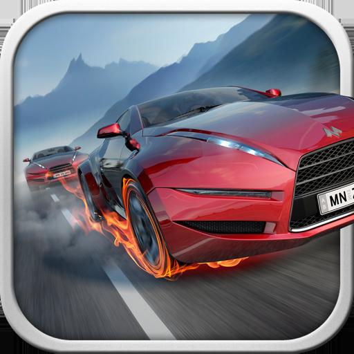 Gods of Drifting 賽車遊戲 App LOGO-硬是要APP