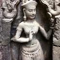 Slide Puzzle Cambodia Temples icon