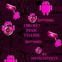 DROID Theme PINK Extreme logo