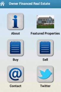 Owner Financed Real Estate - screenshot thumbnail