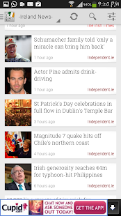 Ireland News - screenshot thumbnail