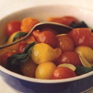 Tomato Basil Compote