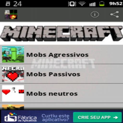 【免費娛樂App】Guia de Mobs para Minecraft-APP點子