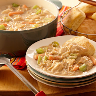 Creamy Chicken Stew.