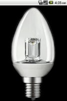 Screenshot of LED Flashlight - Super Bright