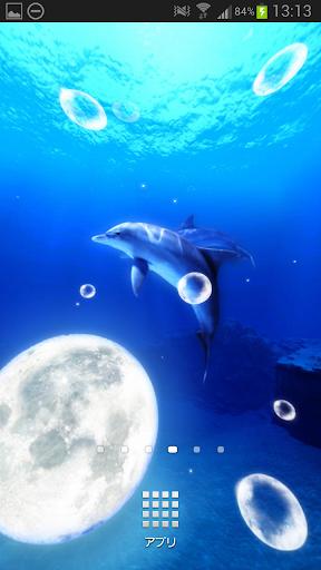 無料个人化AppのBlue Sea ~イルカの祈り~Trial|記事Game