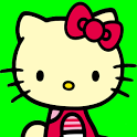 Hello Kitty Coloring Book icon