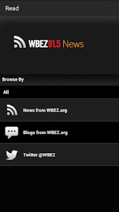 WBEZ - screenshot thumbnail