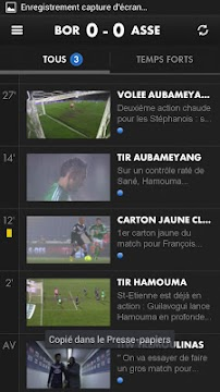 CANAL FOOTBALL APP - screenshot
