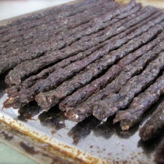 Ground Meat Jerky.