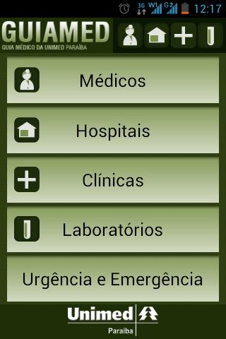 【免費健康App】Guia Médico Unimed Paraíba-APP點子