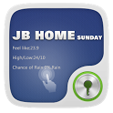 JB Home GO Locker Theme icon