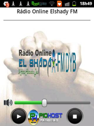 Rádio Online Elshaday FM