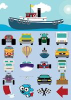 Screenshot of Toddler Cars 2