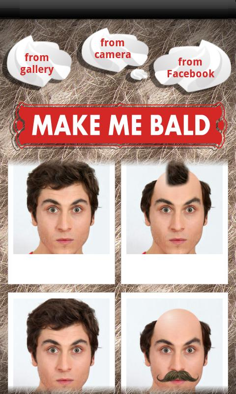Make Me Bald - Video- screenshot
