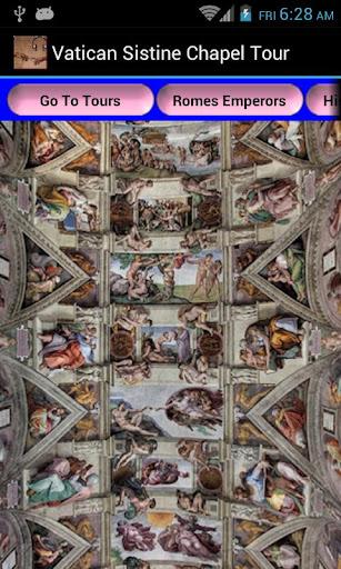 Vatican Sistine Chapel Tour