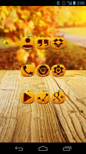 Tha Pumpkin - Icon Pack