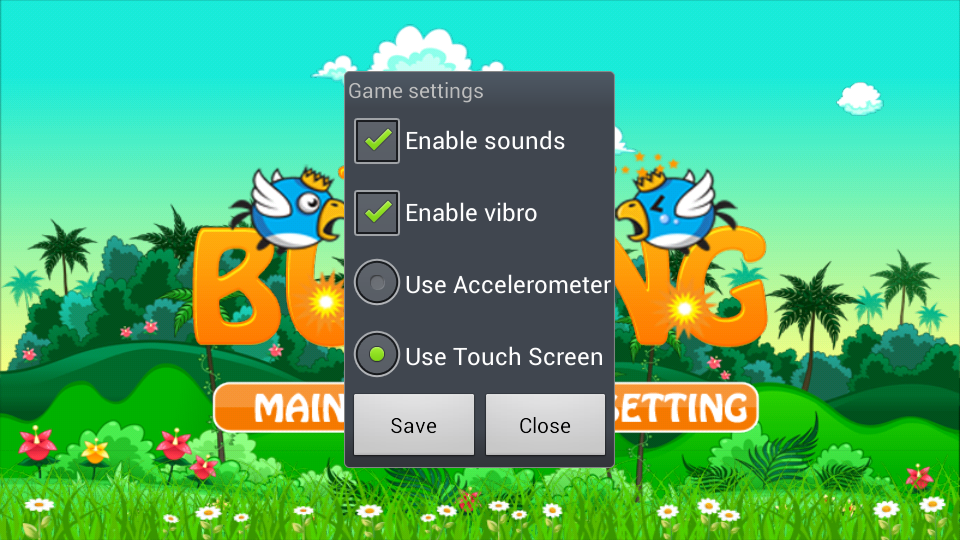 Bird Shooter - screenshot