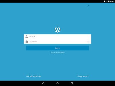 WordPress v3.0