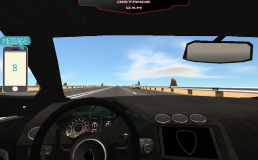 Text and Driving Simulator