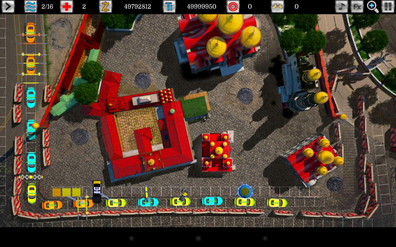 Tiny Police Defense- screenshot