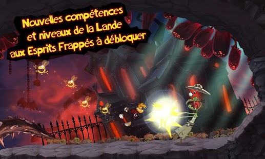 Rayman Jungle Run - screenshot thumbnail