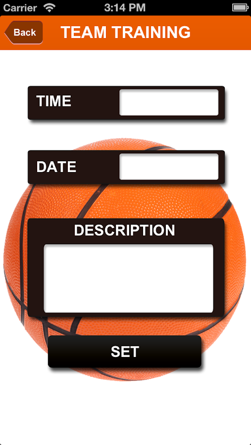Basketball Reminder Pro-Sport- screenshot