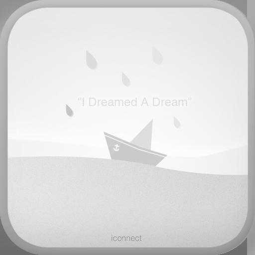 I dreamed a dream go launcher 個人化 LOGO-阿達玩APP