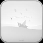I dreamed a dream go launcher
