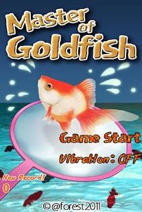 Gold Fish Scoop Mania - screenshot thumbnail