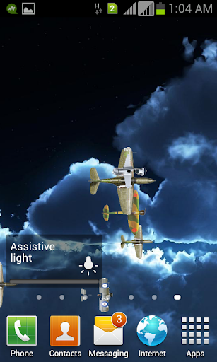 Aeroplane LWP