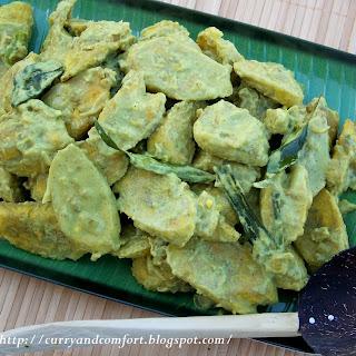 Sri Lankan Plantain Curry- Mild