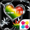 LOVE REGGAE for[+]HOMEきせかえテーマ icon