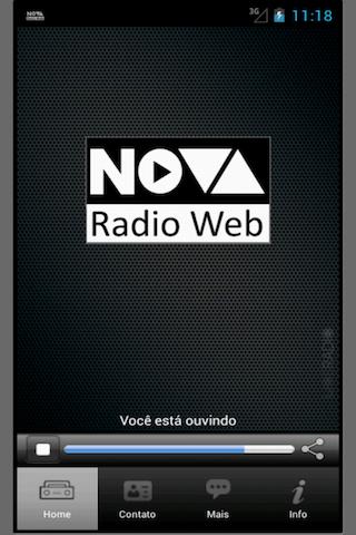 Nova Rádio Web