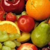 Las dietas, de frutas
