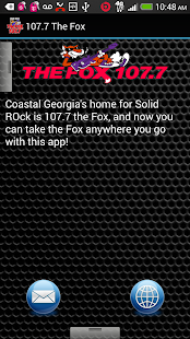 107.7 The Fox - screenshot thumbnail