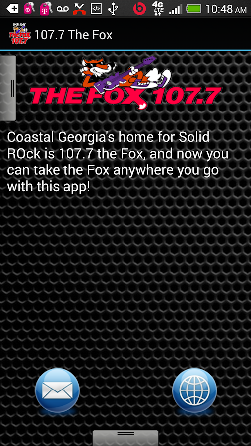 107.7 The Fox - screenshot